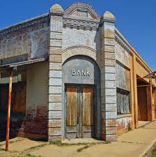 Old Bank of the Union, Union City, Oklahoma